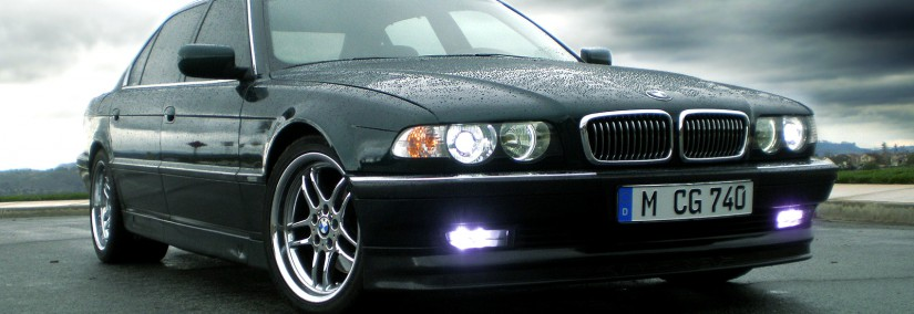 BMW 7-series 2001 Photo - 1