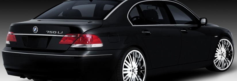BMW 7-series 2006 Photo - 1