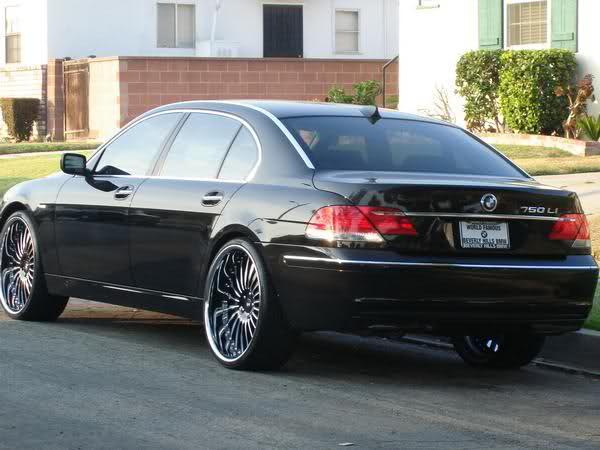 BMW 7-series 2008 Photo - 1