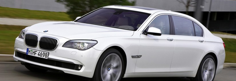 BMW 7-series 2010 Photo - 1