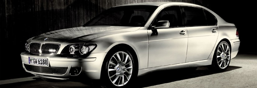 BMW 7 series Alpina Photo - 1