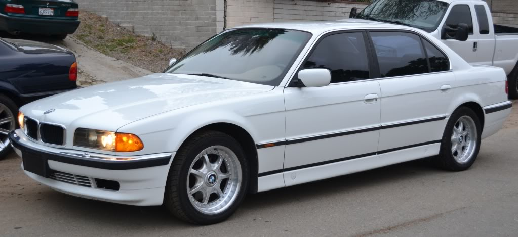 Bmw 740i 1995 Photo 1 Amazing Pictures And Images Look At The Car