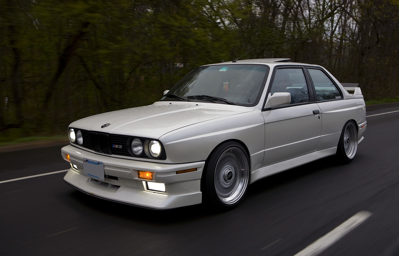 Bmw M3 1986 Review Amazing Pictures And Images Look At The Car