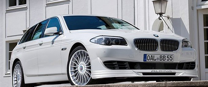 BMW b5 Alpina Photo - 1