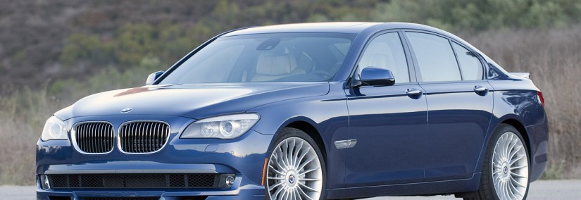 BMW b7 Alpina Photo - 1