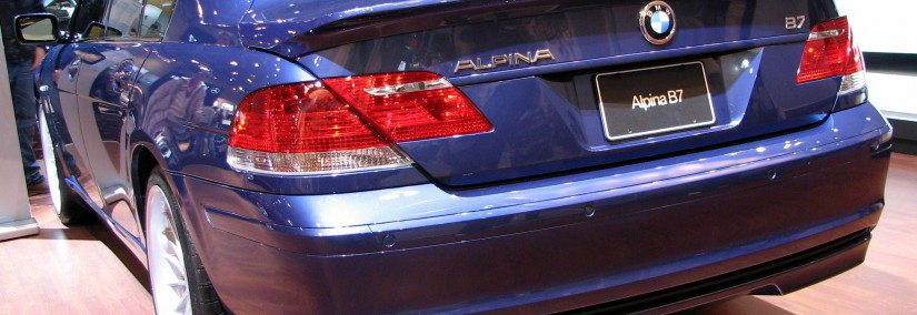 BMW b7 Alpina 2007 Photo - 1
