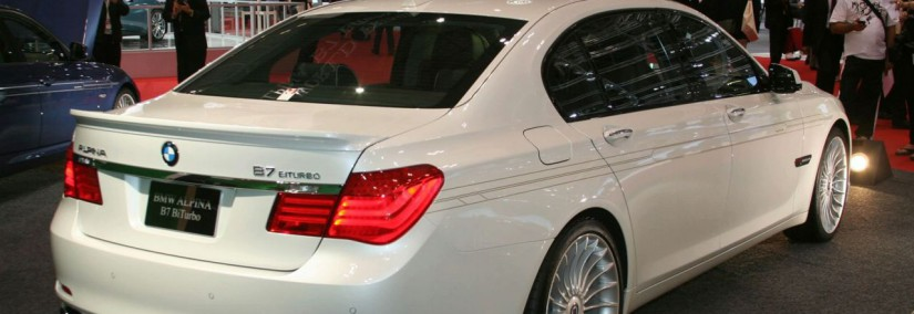 BMW b7 Alpina 2010 Photo - 1