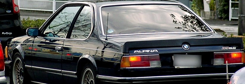 BMW e24 Alpina Photo - 1