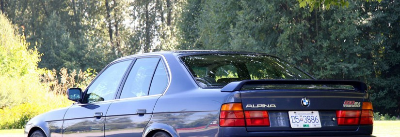 BMW e34 Alpina Photo - 1