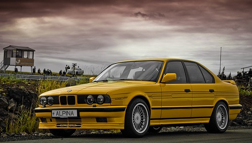 BMW e34 Alpina b10 Photo - 1
