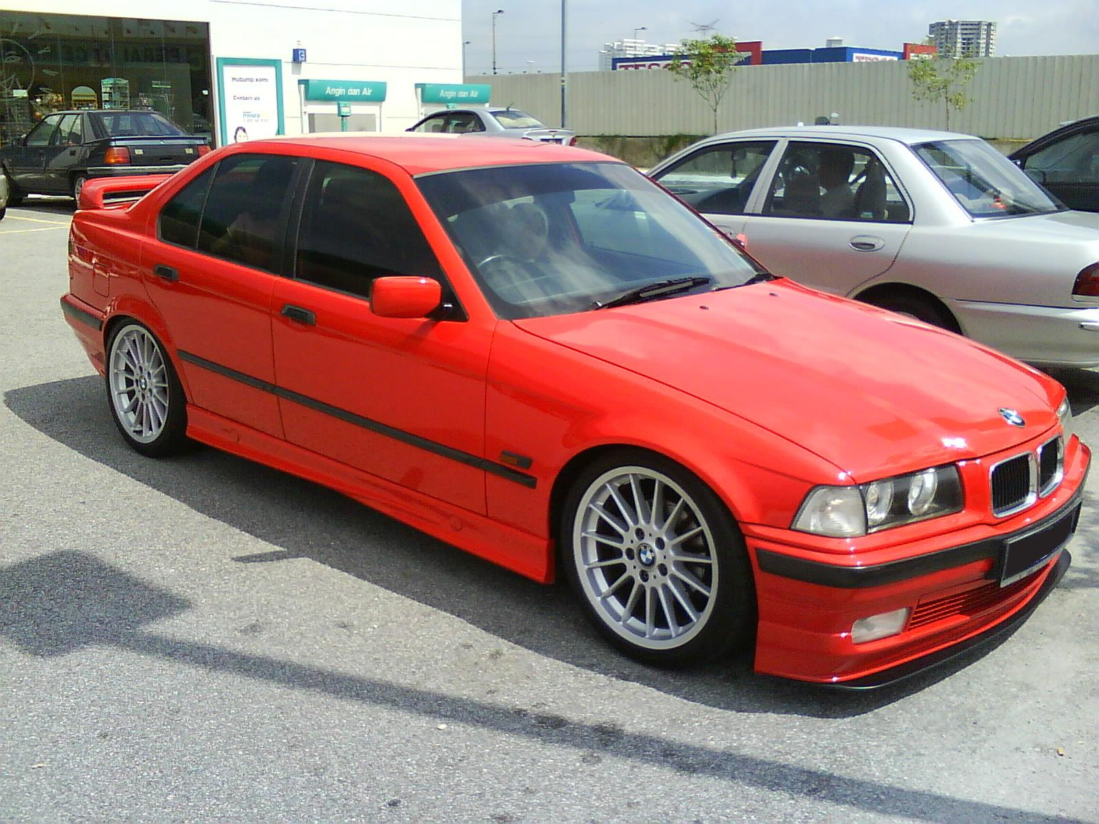 Bmw E36 Alpina Review Amazing Pictures And Images Look At The Car