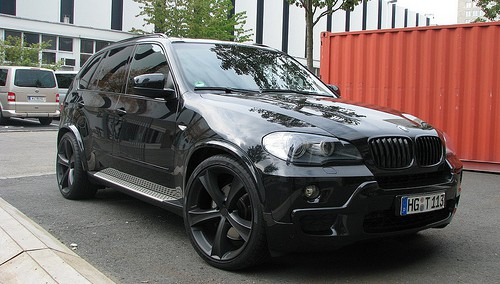 BMW x5 Alpina Photo - 1