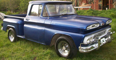 Chevrolet Apache 1961: Review, Amazing Pictures and Images ...