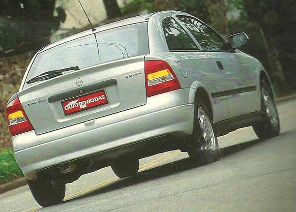 Chevrolet Astra 1998 Photo - 1