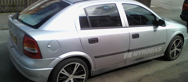 Chevrolet Astra 2002 Photo - 1