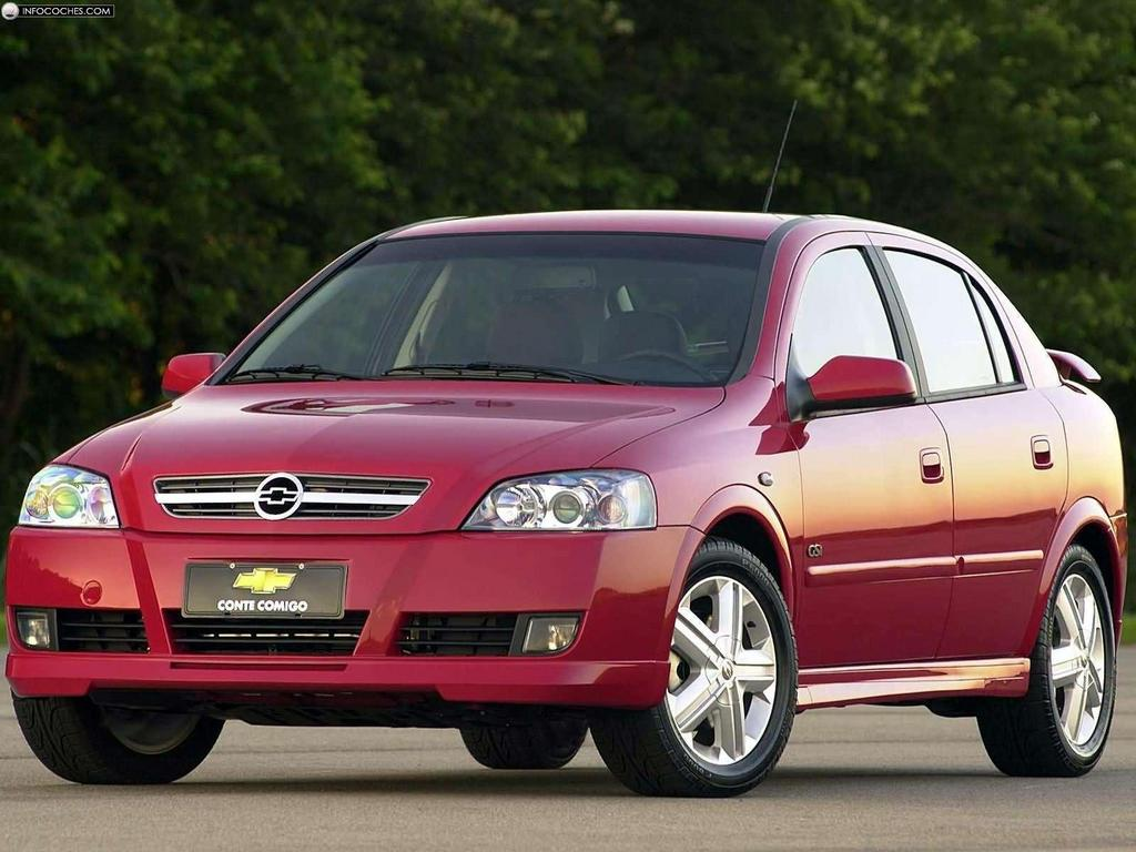 Chevrolet Astra 2006 Photo - 1