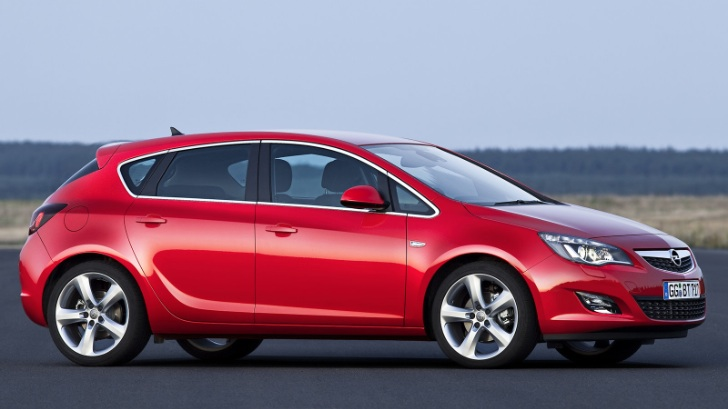 Chevrolet Astra 2015 Photo - 1