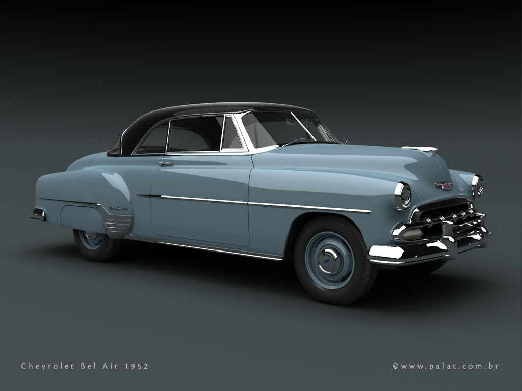 Chevrolet Bel Air 1952 Review Amazing Pictures And