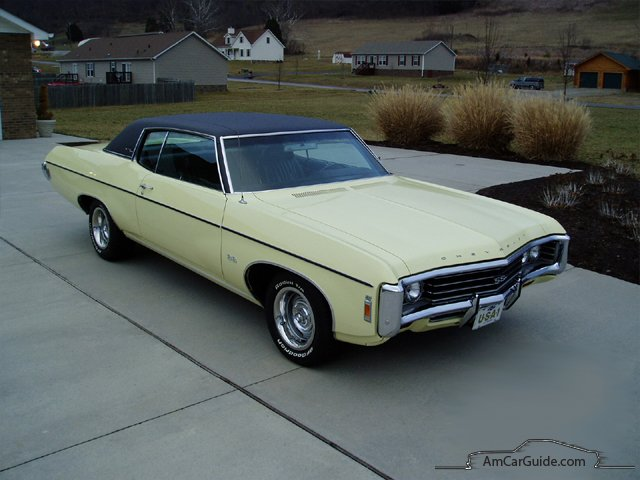 Chevrolet Biscayne 1969 Photo - 1