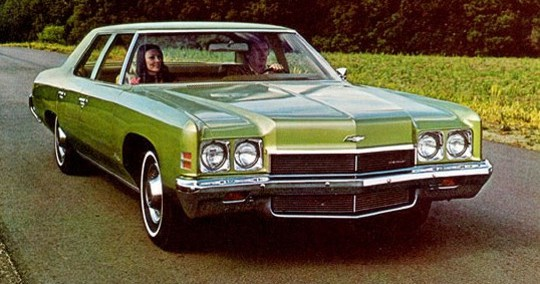 Chevrolet Biscayne 1972 Photo - 1