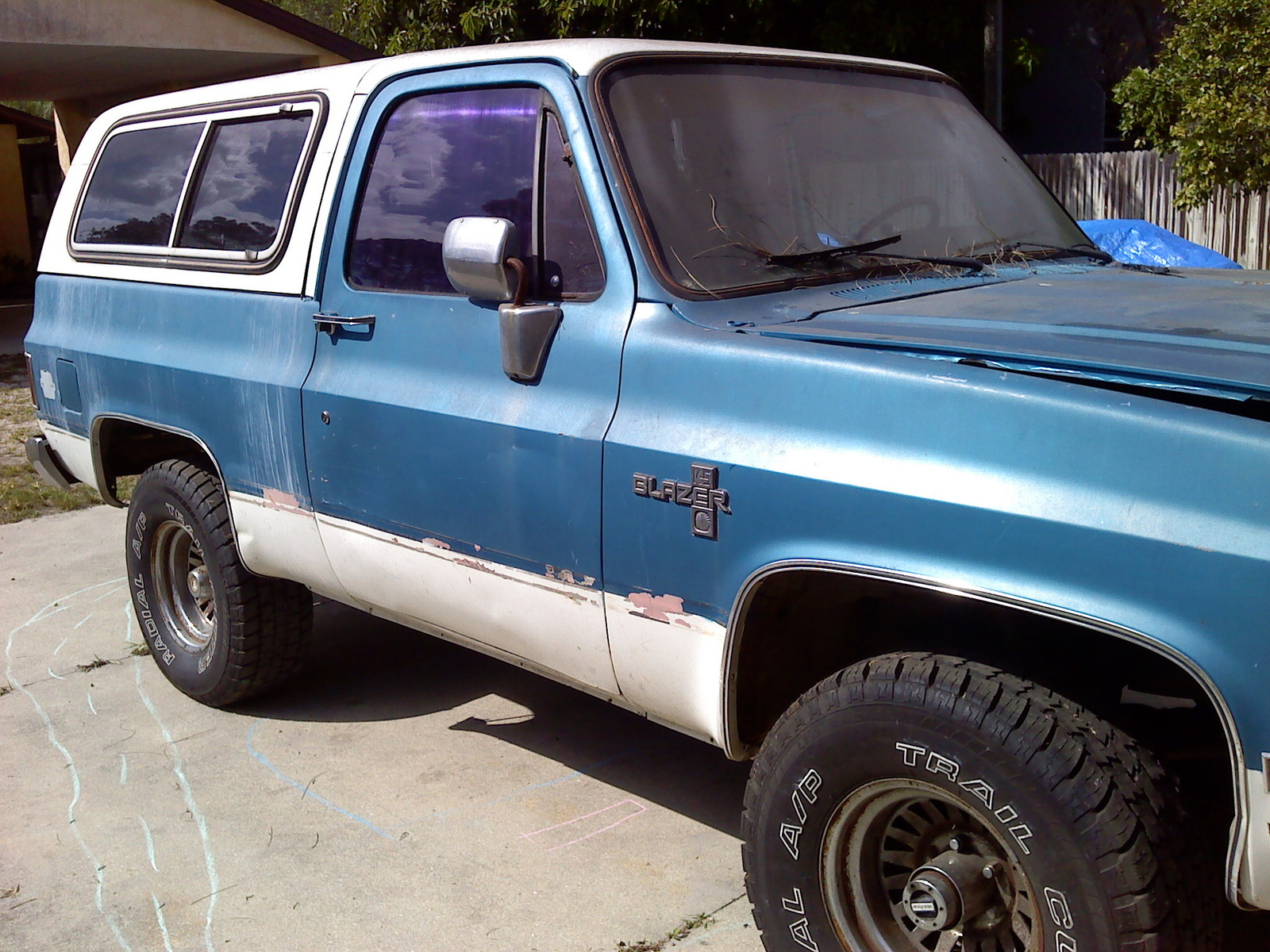 Chevrolet Blazer 1985 Photo - 1