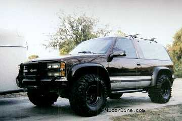 Chevrolet Blazer 1993 Photo - 1