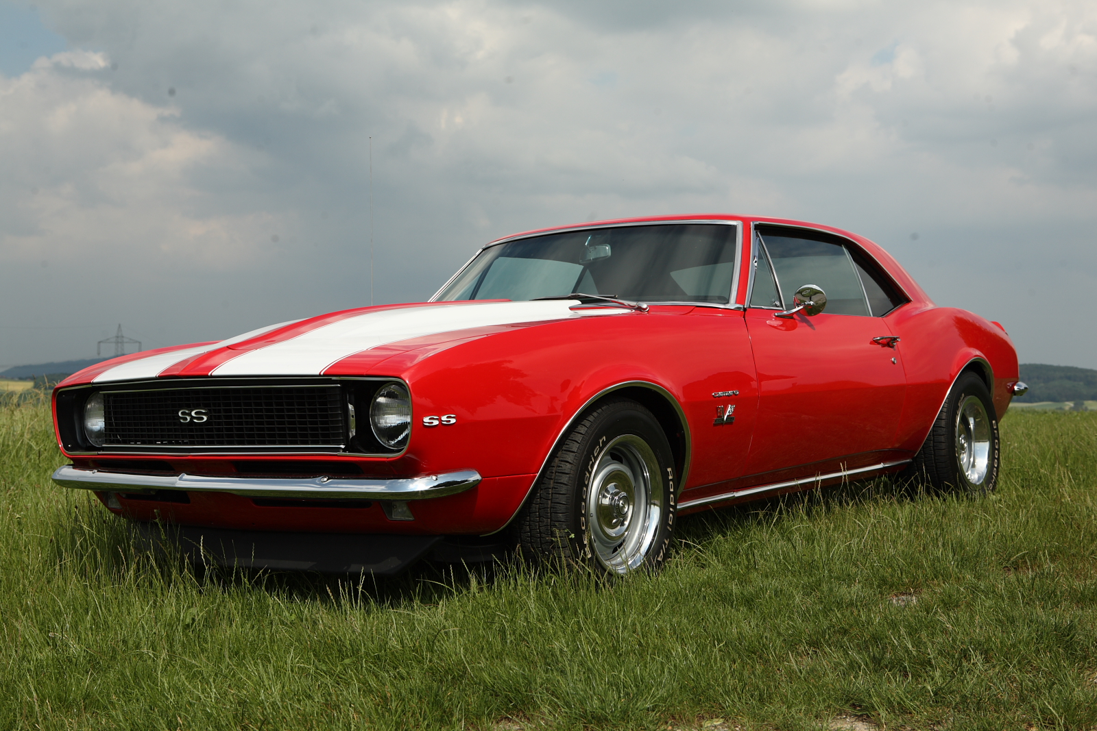 Chevrolet Camaro 1967 Photo - 1