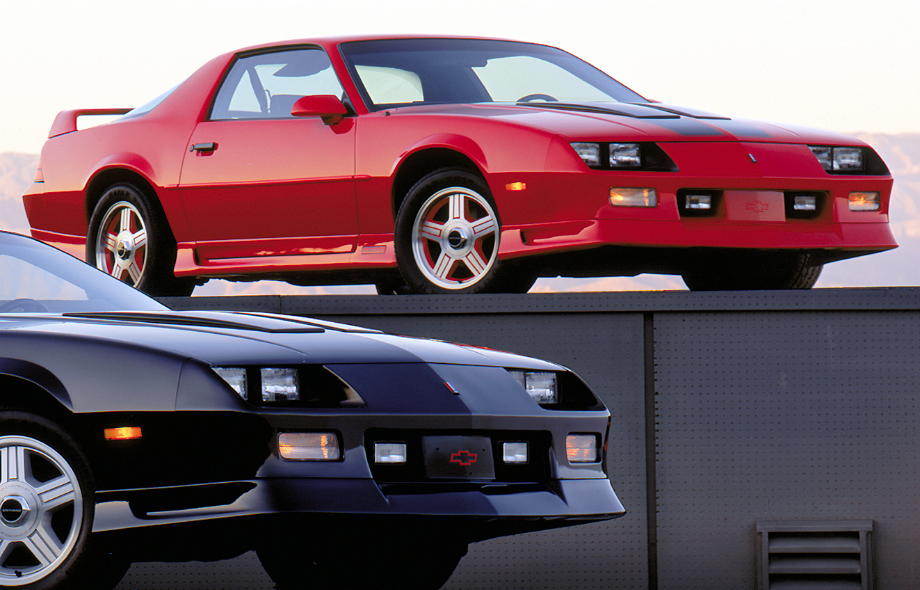 Chevrolet Camaro 1992 Photo - 1