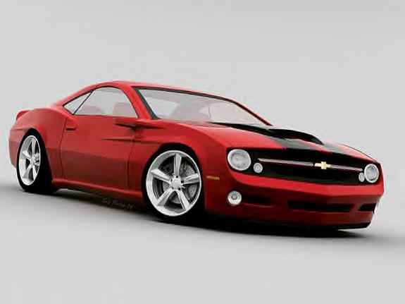 Chevrolet Camaro 2005 Photo - 1