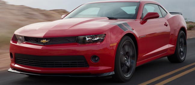 Chevrolet Camaro 2015 Photo - 1