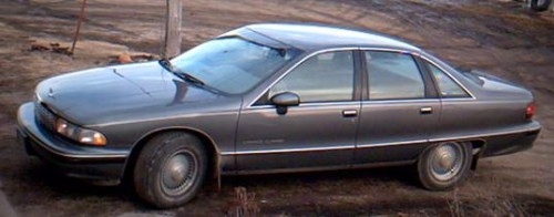 Chevrolet Caprice 1998 Review Amazing Pictures And