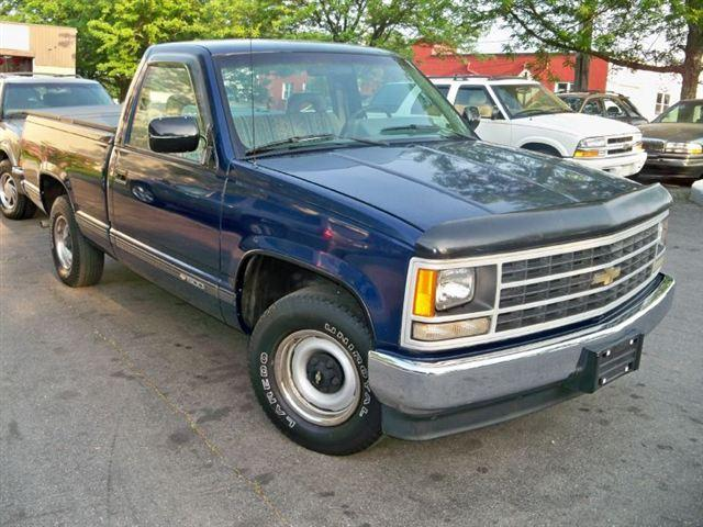 Chevrolet Cheyenne 1986 Photo - 1