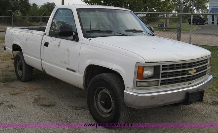 Chevrolet Cheyenne 1992 Review Amazing Pictures And