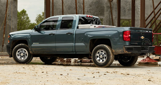 Chevrolet Cheyenne 2014 Photo - 1