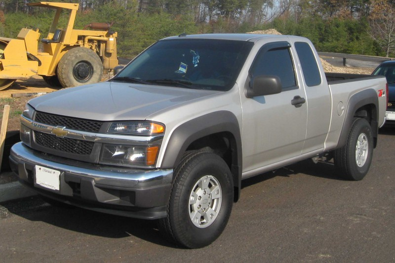 Chevrolet Colorado 2004 Photo - 1