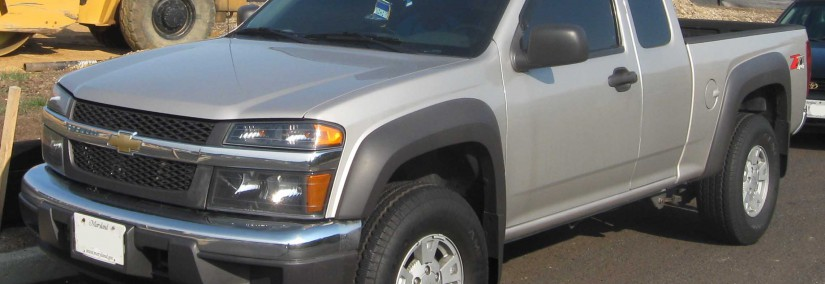Chevrolet Colorado 2003 Photo - 1