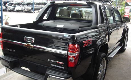 Chevrolet Colorado 2007 Photo - 1