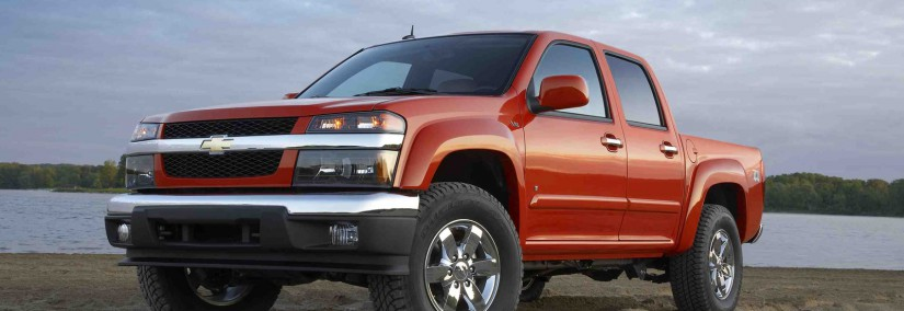 Chevrolet Colorado 2009 Photo - 1