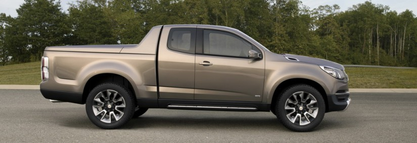 Chevrolet Colorado 2012 Photo - 1