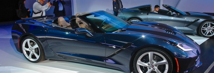 Chevrolet Convertible 2014 Photo - 1