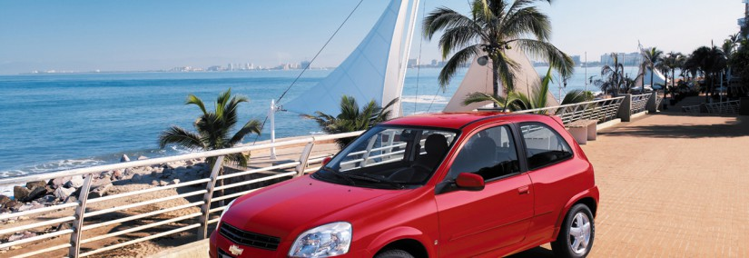 Chevrolet Corsa 2010 Photo - 1