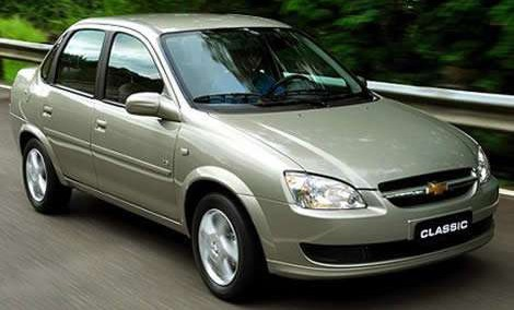 Chevrolet Corsa 2011 Photo - 1