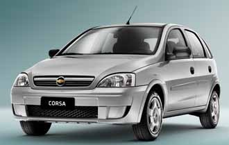 Chevrolet Corsa 2013 Photo - 1