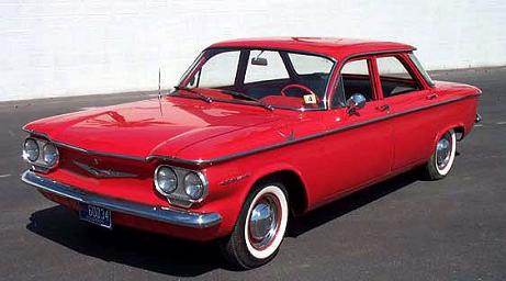 Chevrolet Corvair 1960 Photo - 1
