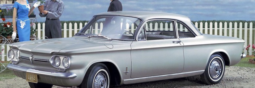 Chevrolet Corvair 1961 Photo - 1
