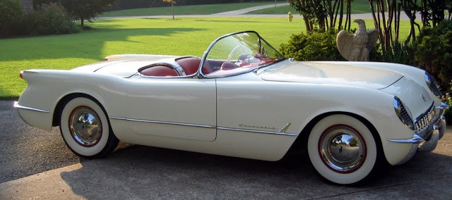 Chevrolet Corvette 1953 Photo - 1