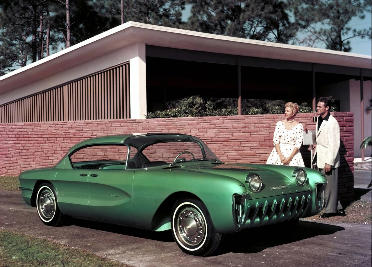 Chevrolet Corvette 1955 Photo - 1
