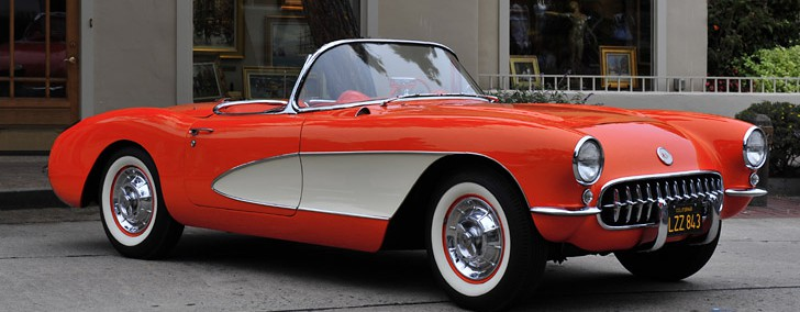 Chevrolet Corvette 1956 Photo - 1