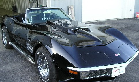 Chevrolet Corvette 1971 Photo - 1