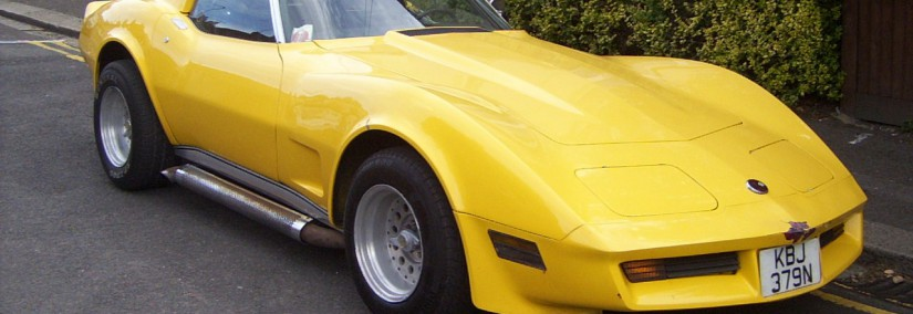 Chevrolet Corvette 1975 Photo - 1